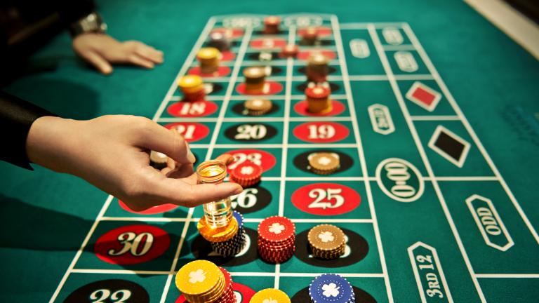 Casino Necessities For Inexperienced Persons