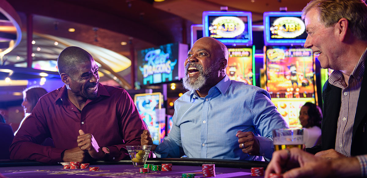 Open Up The Gates For Casino By Utilizing These Basic Tips